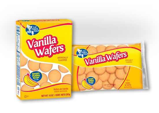 Vanilla Wafers | Abimar Foods | Dedicated to quality ...